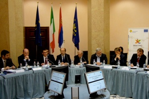 """Trst, 30. srpnja 2011. - prvoga dana održan je okrugli stol na temu """"SEETAC i kohezijske strategije Europske unije"""""""