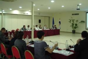 Šibenik, 8. lipnja 2011. - sudionici 8. Sektorskoga nadzornog odbora za IPA Operativni program