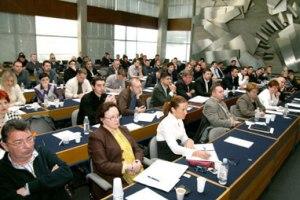 Zagreb, 11. veljače 2011. - sudionici II. Koordinacijskoga sastanka