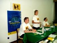 Voditelji kongresa ECF-a