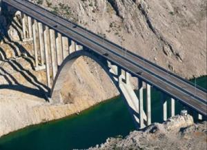 Maslenički most na A1
