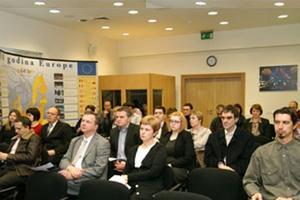 Zagreb, 24. ožujka 2011. - prezentaciji projekta tehničke pomoć uz predstavnike medija naszočio je veći broj uzvanika