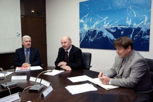 Zagreb, January 31 2012 - Deputy Minister, Zdenko Antesic, headed the meeting, wich was also attended by Assistant Ministers Nikola Mendrila and Perica Solic