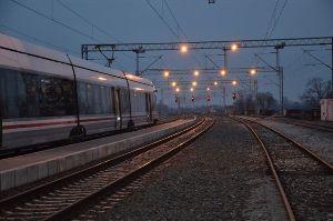 obnovljena dionica željezničke pruge Vinkovci-Tovarnik