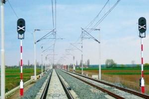 novoobnovljena željeznička pruga na relaciji Vinkovci-Tovarnik
