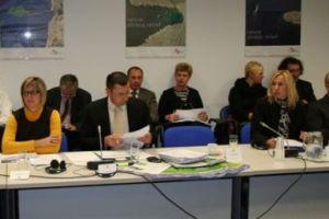 Zagreb, 8. studenoga 2011. - U organizaciji Središnjeg državnog ureda za razvojnu strategiju i koordinaciju fondova EU (SDURF), organiziran je jedanaesti te ujedno i posljednji polugodišnji sastanak Odbora za praćenje ISPA fondova u Hrvatskoj