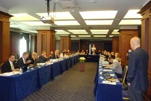Sofija/Bugarska, 27. travnja 2010. - sudionici sastanaka projektnih partnera SEETAC-a