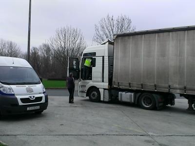 U Istri održana akcija nadzora prijevoza tereta u cestovnom prometu