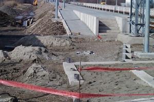 Okučani, 24. veljače 2010. - novoizgrađeno željezničko stajalište u Jankovcima