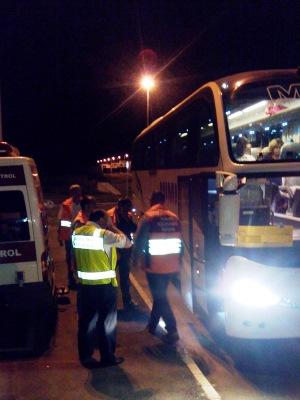 U Mađarskoj održana međunarodna akcija inspekcijskog nadzora javnog prijevoza putnika