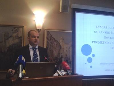 Ministar u Rijeci na sastanku Komisije za promet i infrastrukturu Jadransko-jonske euroregije